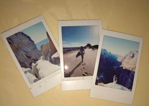 Fujifilm Instax Camera photos