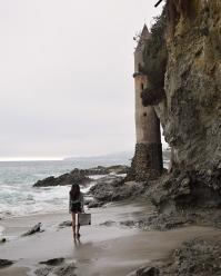 Victoria beach castle