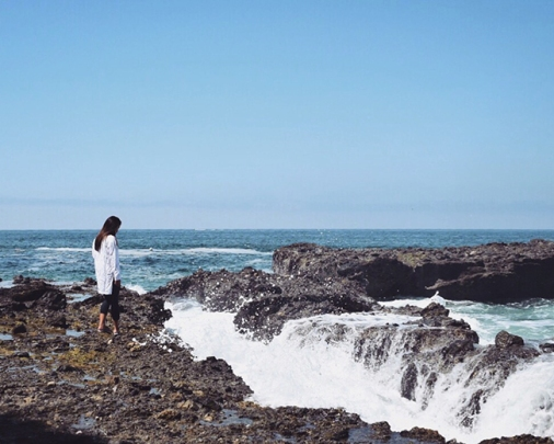 Victoria beach tides