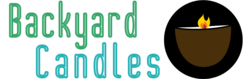 Backyard Candles Logo